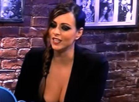 Serena Garitta – Bingo Night Show 11.12.2012