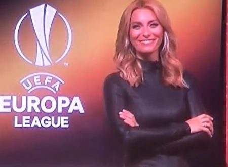 Federica Fontana – Studio Europa League 13.4.2017