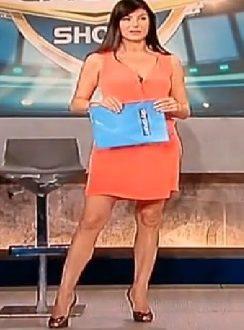 Ilaria D'Amico Sky Calcio Show pomeriggio 22.5.2011