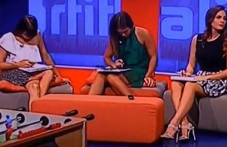 Jolanda De Rienzo, Michela Russo, Alice Brivio, Gloria Bianchi 26.6.2017