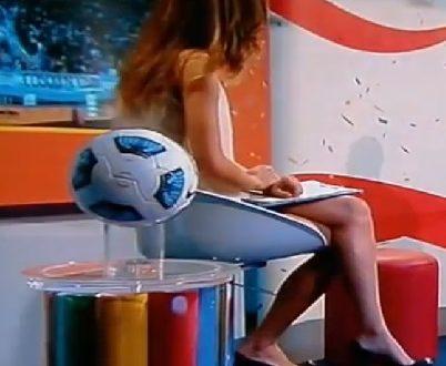 Federica Masolin Copa America Hoy 2.7.2011