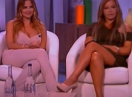 Stefania Orlando, Daniela Vantaggiato, Vera Gemma – Buon Pomeriggio estate 27.6.2017