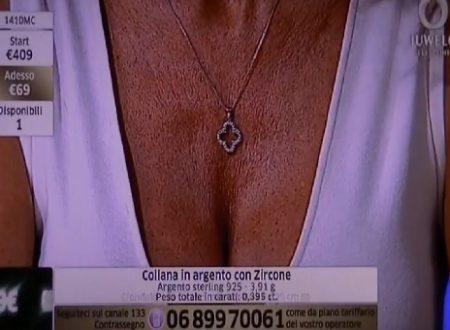 Lisa Gritti – Juwelo Tv 9.8.2017
