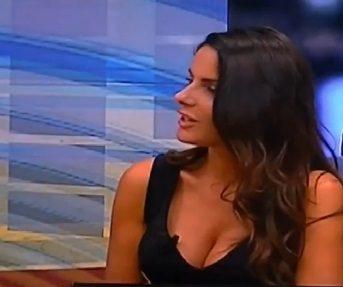 Nathalie Goitom – Azzurro Italia Tg 4.8.2017