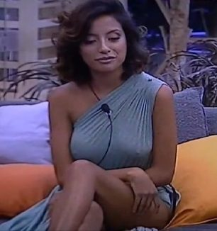 Ilary Blasi & Carla Cruz – Grande Fratello Vip 2 11.9.2017