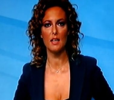 Vanessa Leonardi SkySport24 16.9.2011