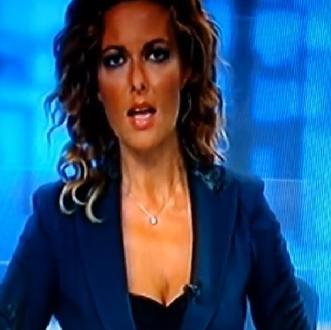 Vanessa Leonardi SkySport24 26.8.2011