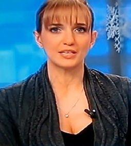 Eleonora Cottarelli SkySport24 8.12.2010