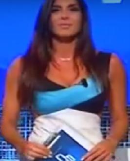 Barbara Francesca Ovieni – Bordo Campo 15.9.2018