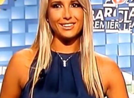Giorgia Rossi Euro Calcio Show pomeriggio 5.8.2011