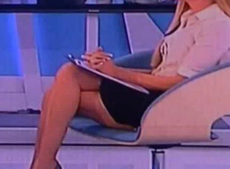 Federica Panicucci – Mattino Cinque 7.10.2014