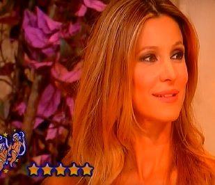 Adriana Volpe – I Fatti Vostri 16.9.2015
