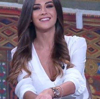 Giorgia Palmas – Che Fuori Tempo Che Fa 3.12.2018