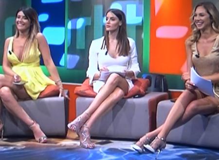 Valentina Guidi, Alice Brivio, Chiara Giuffrida 3.6.2019