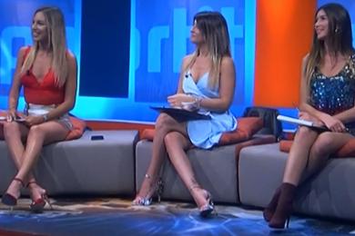 Chiara Giuffrida, Valentina Guidi, Giulia Colombo 10.6.2019