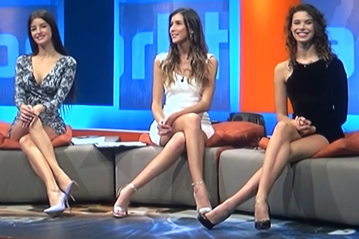 Elena Berlato, Giulia Colombo, Jessica Bauccio 13.6.2019