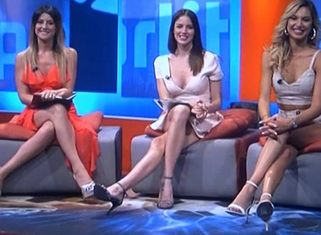 Valentina Guidi, Alice Brivio, Chiara Giuffrida 5.6.2019